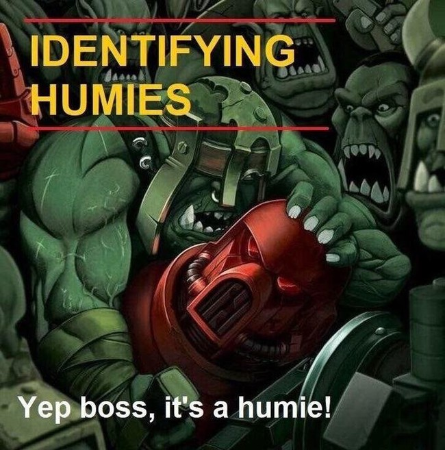 Identifying humies