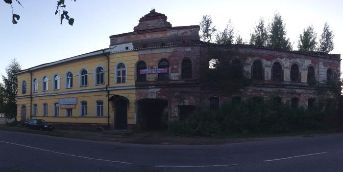 Дом в городе Рыбинск Здание, Рыбинск, Batman, Двуликий