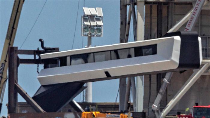 Подготовка стартовой площадки к первому полёту Dragon V2 идёт полным ходом. Crew Dragon, Spacex, Dragon v2, Falcon 9, Космос, Илон Маск, Длиннопост