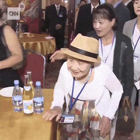 Мать и сын Северная Корея, Семья, Счастье, Гифка, Видео