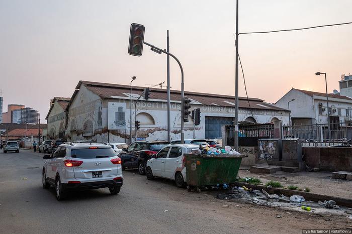 Самый дорогой город мира = самая большая ж..а (часть 3, заключительная) Путешествия, Копипаста, Livejournal, Трэвелблог, Ангола, Африка, Длиннопост