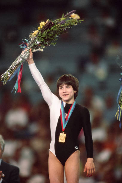 43-летняя Оксана Чусовитина выиграла серебро Азиатских игр. Оксана Чусовитина, Узбекистан, Гимнастика, Спорт, Объединенная команда, Видео, Длиннопост