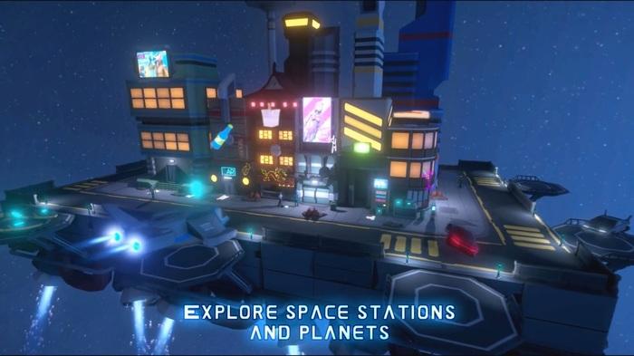 Galaxy Squad - анонс пошаговой тактики, смеси XCOM и FTL Инди игра, Gamedev, Unity, Икском, Игры, Гифка