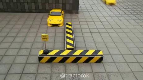 RC-паркинг, уровень: Бог