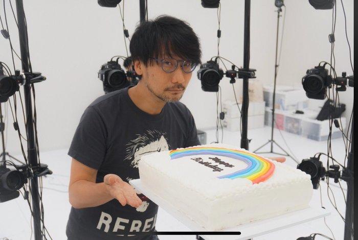 Кодзиме 55 ! Хидео Кодзима, День рождения, Гений, Фотография, Игры