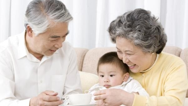 Основная профессия китайских пенсионеров