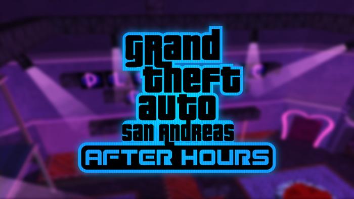 Ночные клубы из GTA Online в GTA San Andreas и сборка всех моих модификаций GTA, Gta: San Andreas, Модификации, GTA online, Длиннопост
