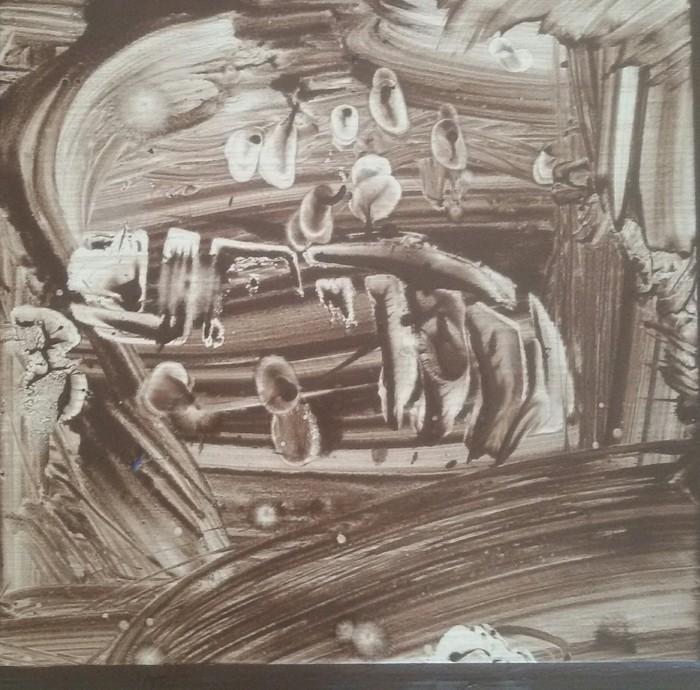 Картины на плитке Парейдолия, Картина, Ремонт, Арт, Случайность, Длиннопост