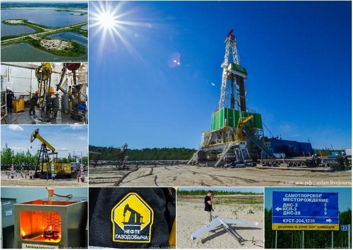 Как добывают нефть на Самотлоре. Часть 1 Нефть, Добыча, Нижневартовск (Самотлор), Нижневартовск, Длиннопост