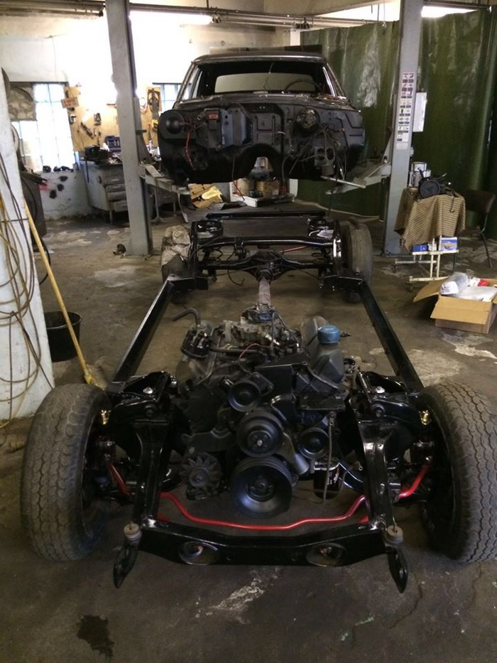 Как я восстанавливал Ford Thunderbird '67 Реставрация, Авто, Рига, Латвия, 1967, Длиннопост, Ретро
