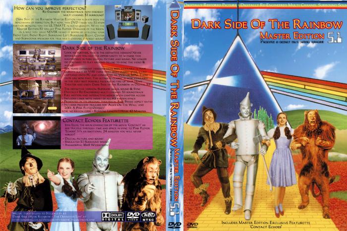 Темная сторона радуги, или что такое предвзятость подтверждения Музыка, Фильмы, Pink floyd, Интересное, Видео, Длиннопост