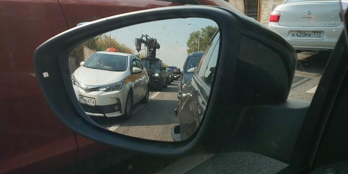 Лучший тюнинг на Audi Q7 Моё, Тюнинг, Крановщик, Спецтехника, Handmade, Genius