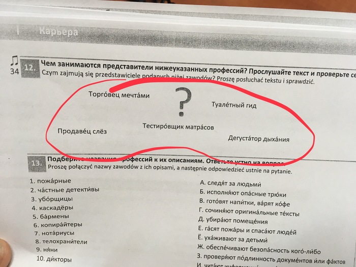 Занимательный учебник русского языка Польша, Тяжелая наркомания, Юмор, Длиннопост
