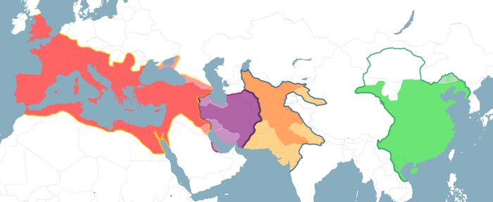 Мировые империи второго века История, Лига историков, Римская империя, Глобализация, Китай, Кочевники, Длиннопост