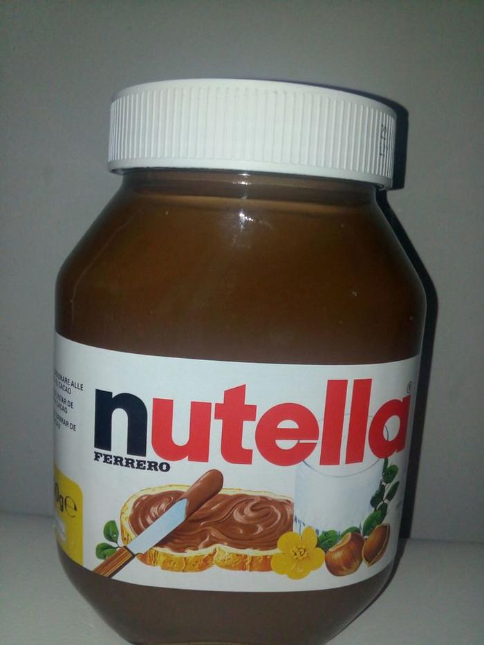 Паста Nutella. Нутелла, Орехи, Шоколад