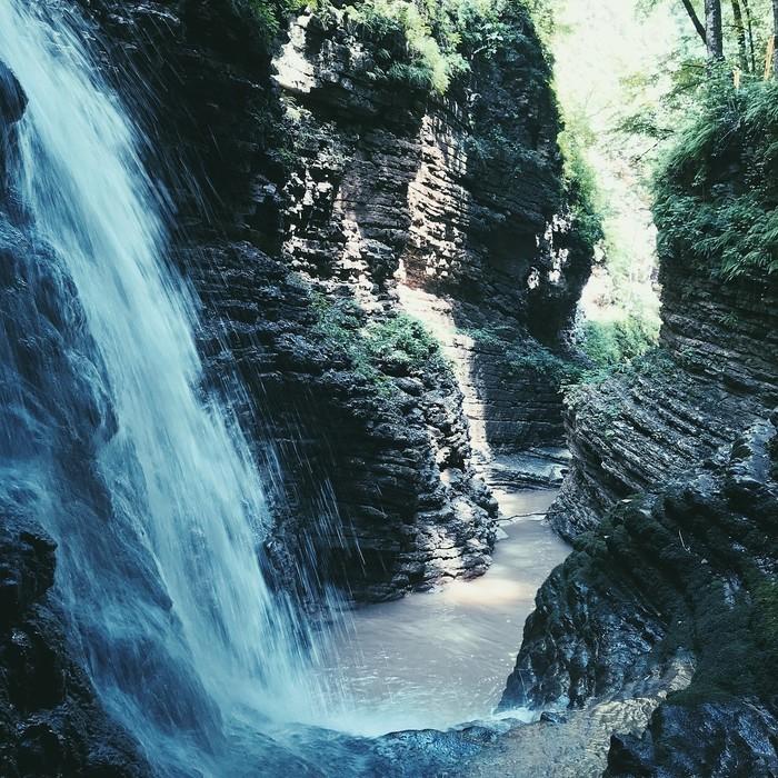 Такая разная Адыгея. Часть 2 Адыгея, Природа, Река, Длиннопост