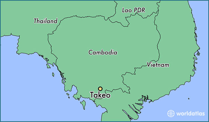 Камбоджа (ч.4 Такео) Путешествия, Камбоджа, Туризм, Храм, Ангкор, Длиннопост