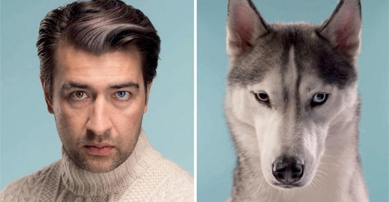 животные похожи на своих хозяев фото старый