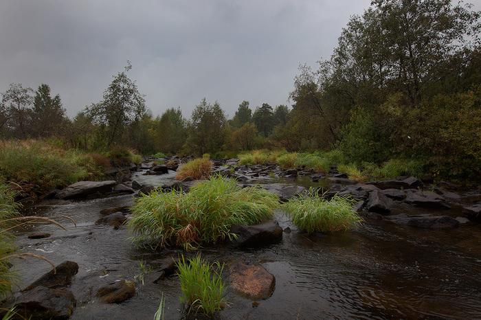 Река Решётка г. Екатеринбург Решетка, Река