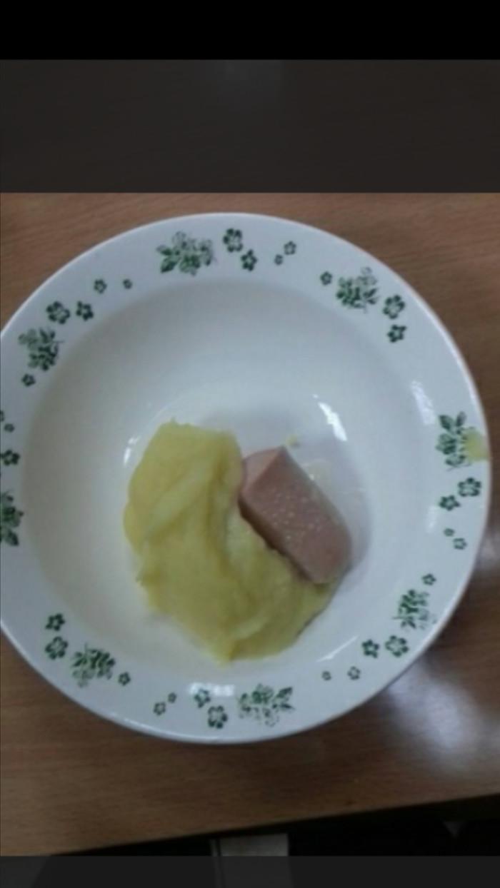 Обед ученика в школьной столовой города Улан-Удэ Завтрак ученика, Школьная столовая, Длиннопост