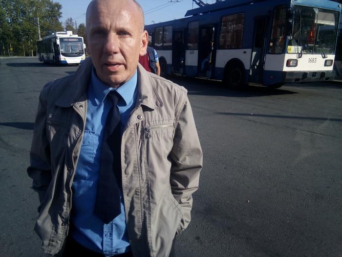 """Лихач в троллейбусе, просто жалоба или """"Держись крепче, дурак ;)"""" Длиннопост, Лихач, Троллейбус, Жалоба, Санкт-Петербург"""