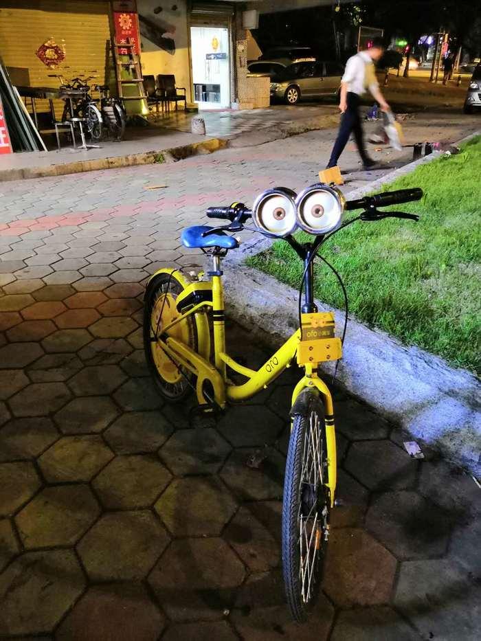 Китайский вело Миньон Китай, Велосипед