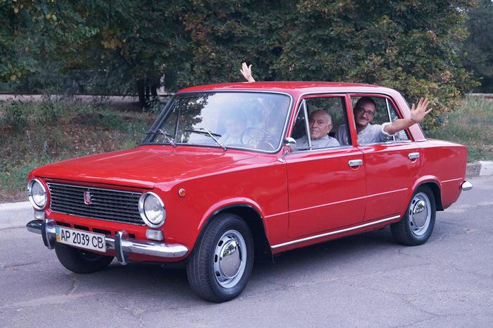 """Подарок деду! Его """"Копейка"""" спустя 40 лет, снова как новая! Авто, Жигули, Ваз-2101, Копейка, Длиннопост, Drive2"""
