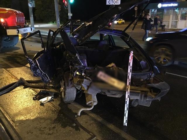 пьяный водитель porsche устроил