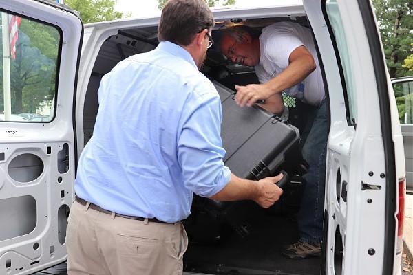 ARRL отправила в Южную Каролину КВ трансиверы для ликвидации последствий после урагана Радио, Радиолюбители, Ураган Флоренс, Ураган
