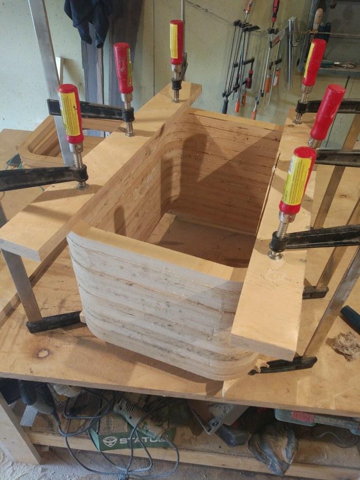 Тумбочка своими руками мастерская