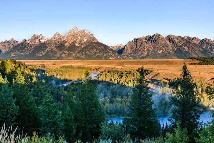 Grand Teton National Park (США), часть 2 Canon 5D, Фотография, Grand Teton, Горы, Длиннопост