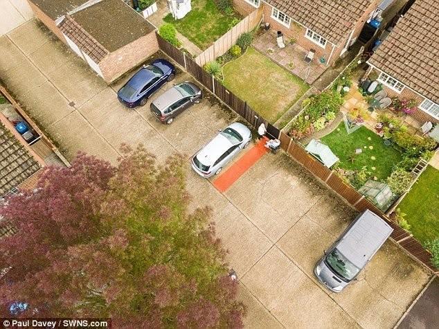Парковочные разборки по-британски Парковка, Великобритания, Суд, Юристы, Пенсионер, Длиннопост