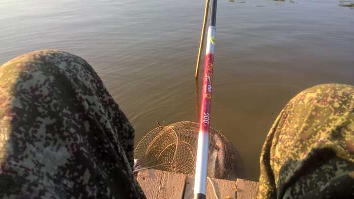 На рыбалку без протеза Рыбалка, Инвалид, Ампутация, Счастье, Собака, Длиннопост, Астраханская Область, Харабали