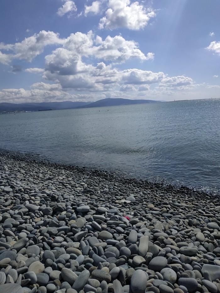 Немножко моря Море, Горы