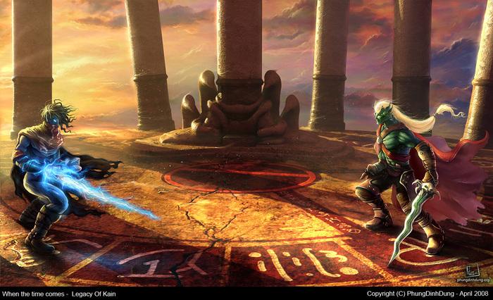 Возрождение Великого Игры, Блог, Space Quest, Dino Crisis, Comix Zone, Длиннопост, Видео