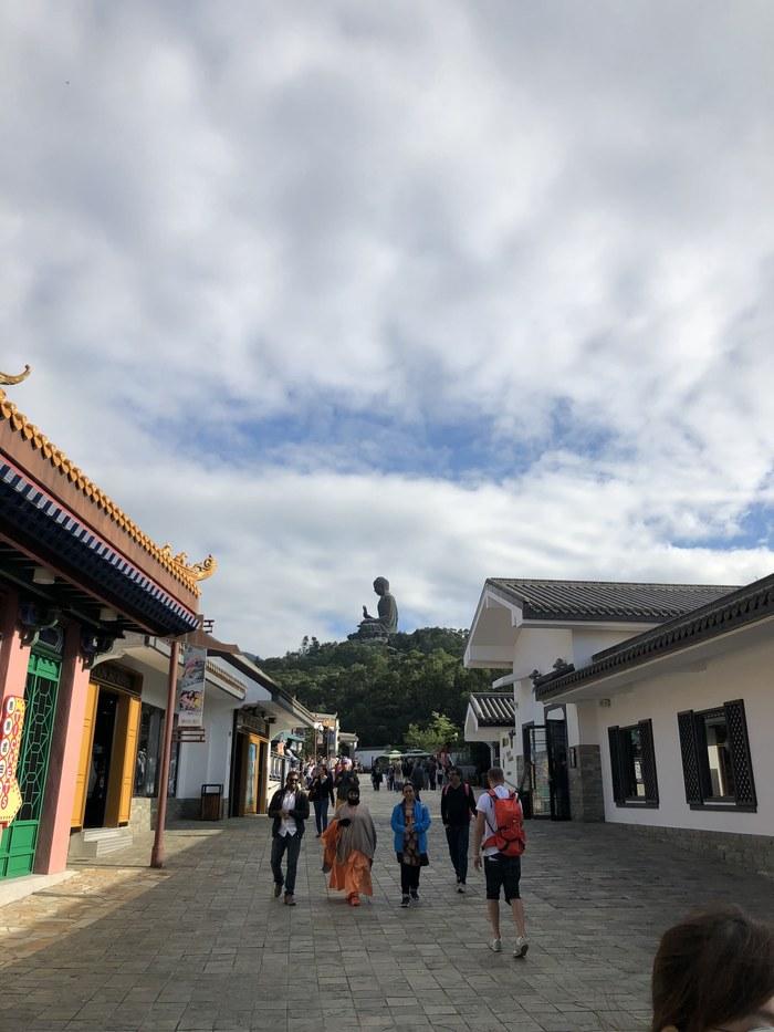 Неделя в Гонконге (и Макао) ч.4.2. о.Лантао (он же Даюйдао) Гонконг, Путешествия, Китай, Будда, Статуя, Природа, Лантау, Длиннопост