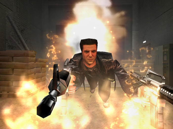 Gamasutra Aleksandr Samovich S Blog Remembering Old Games Max Payne Interview With The Creators Of The Game