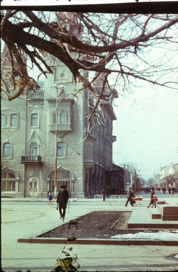 Саратов, 1986 г Саратов, 1986, Фотография, Lostslides, Длиннопост