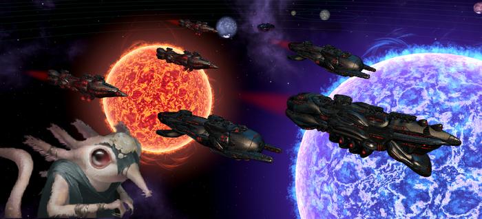 На пути Предназначения - 4 Стратегия, Космическая стратегия, Stellaris, Компьютерные игры, Литстрим, Длиннопост