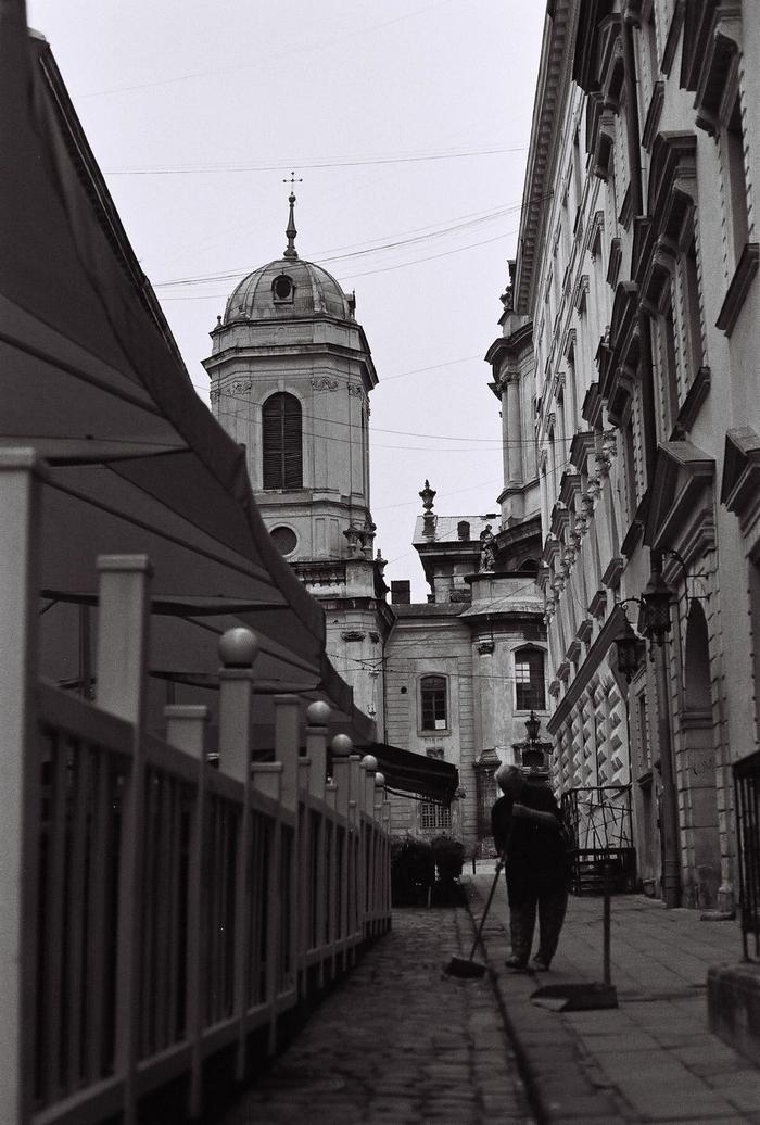 Заметки с поездки Фотография, Люди, Город, Пленка не умерла, Фотопленка, Ilford, Черно-Белое фото, Длиннопост