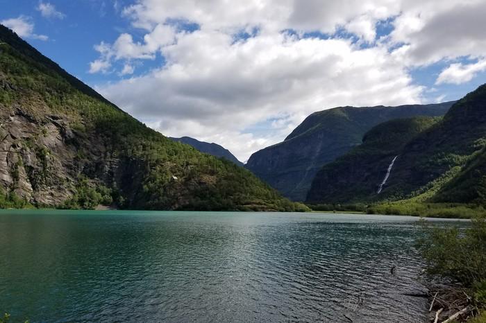 Сколден, Норвегия. Норвегия, Сколден, Горы, Фьорды, Длиннопост