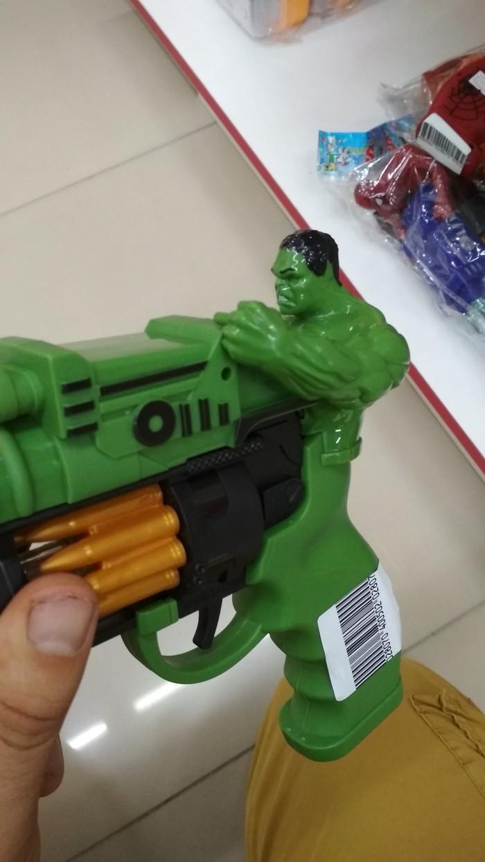 Халк явно недоволен Marvel, The hulk, Халк, Китай, Игрушки, Fail, Показалось, Комиксы, Длиннопост