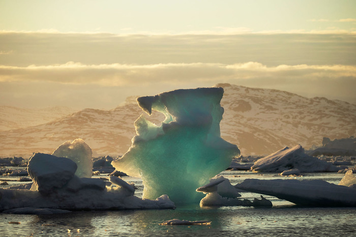 Пейзажи Гренландии. Гренландия, Природа, Длиннопост