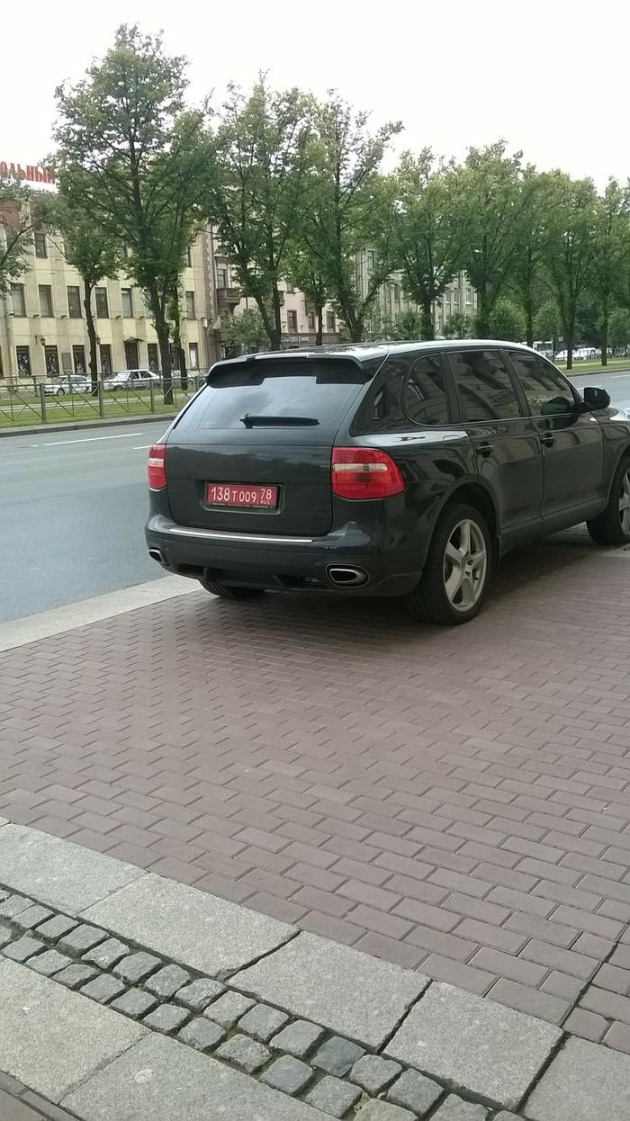 Немного о парковке Быдло на дорогах, Парковка, Дипломаты, Санкт-Петербург