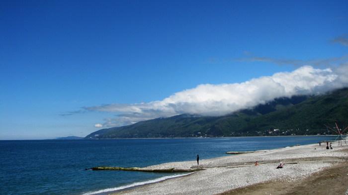 Как я в Абхазию ездил. Абхазия, Длиннопост, Путешествия