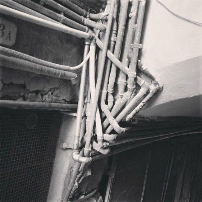 Снимки, доказывающие, что сантехники - творческие люди Юмор, Фотография, Креатив, Творчество на работе, Длиннопост