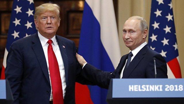 Трамп выполнил главный наказ Путина Политика, Трамп, Длиннопост
