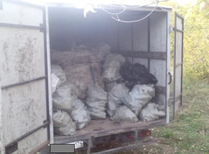 В Челябинске чистомены не просто делают уборки, но и увозят сортированный мусор в пункты приема вторсырья. Челябинск, Вторсырье, Мусор, Чистомен, Длиннопост