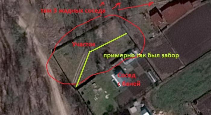 Заколдованный участок #3 Деревня, Участок, Земельный участок, Соседи