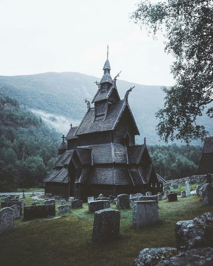 Церковь в Норвегии.